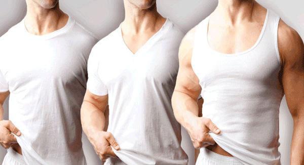 Unterhemden für Männer